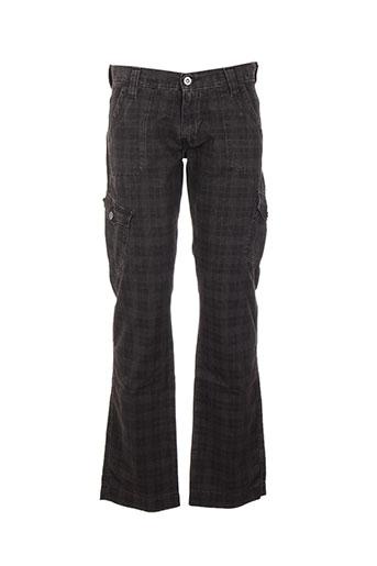 mac laury pantalons homme de couleur gris