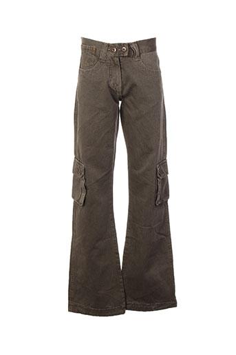 mac laury pantalons homme de couleur vert
