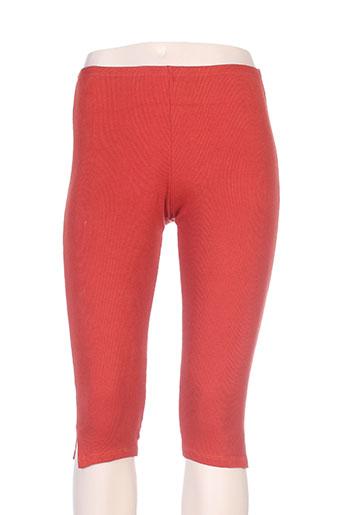 chandail express pantalons femme de couleur orange