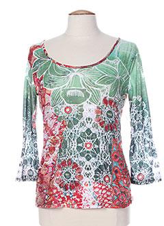 Produit-T-shirts / Tops-Femme-LA FIANCEE DU MEKONG