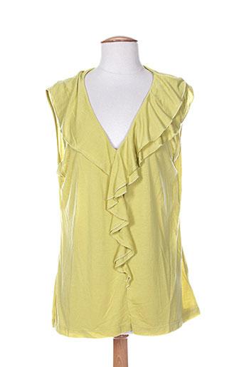 perspectives chemises femme de couleur vert