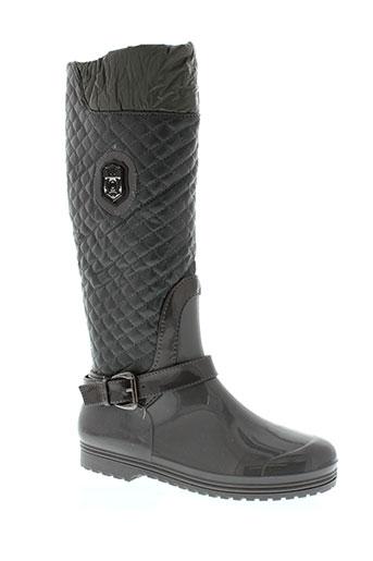 id kids chaussures fille de couleur gris