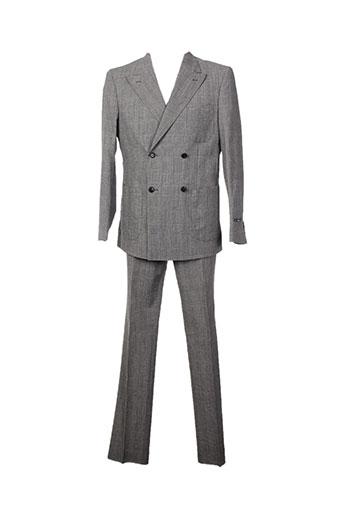 facis costumes homme de couleur gris