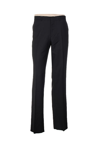 Pantalon chic noir FERRE pour homme