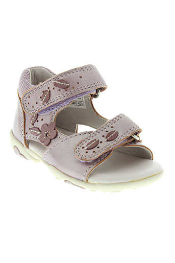 super fit chaussures fille de couleur violet