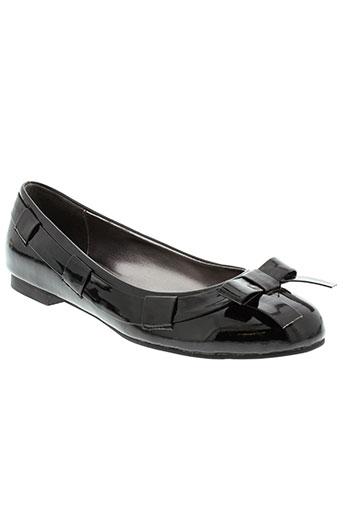 jet 7 chaussures femme de couleur noir