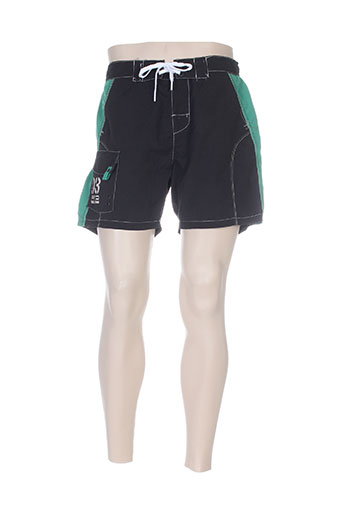 deeluxe maillots de bain homme de couleur vert