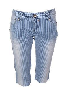 Produit-Shorts / Bermudas-Femme-BLUE RAGS