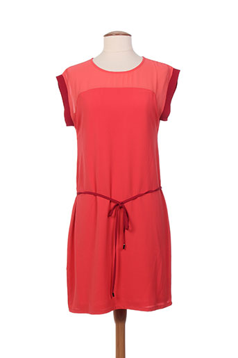 black mojito robes femme de couleur rouge