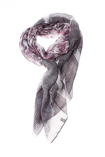 Foulard violet INEL pour femme