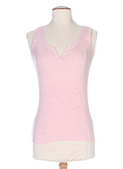 Produit-T-shirts / Tops-Femme-MUSTANG