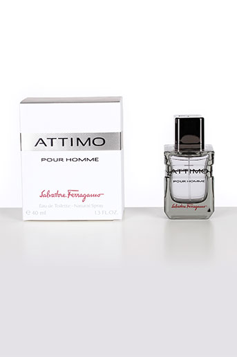 Parfum gris SALVATORE FERRAGAMO pour homme