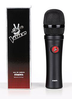 Produit-Beauté-Homme-THE VOICE
