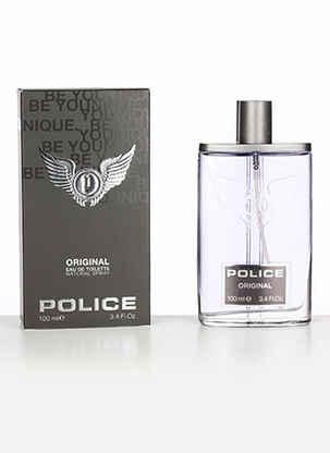 Parfum gris POLICE pour homme