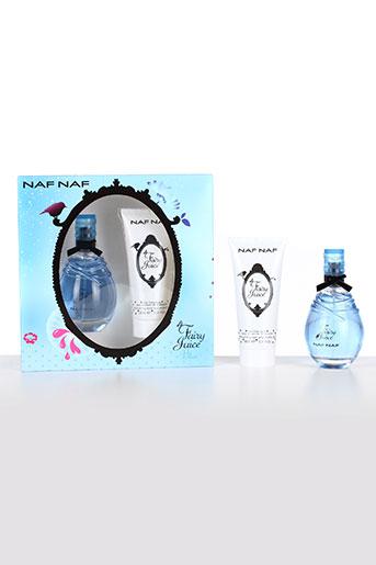 Parfum bleu NAF NAF pour femme