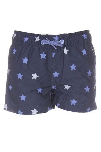 cyrillus maillots de bain garçon de couleur bleu