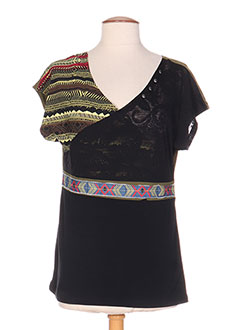 Produit-T-shirts / Tops-Femme-COLLINE