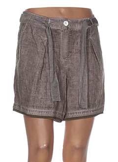 Produit-Shorts / Bermudas-Femme-LAUREN VIDAL