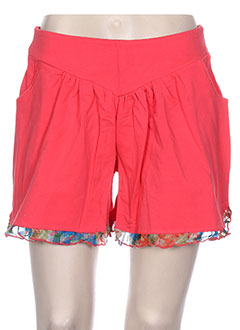 Produit-Shorts / Bermudas-Femme-ZOE LA FEE