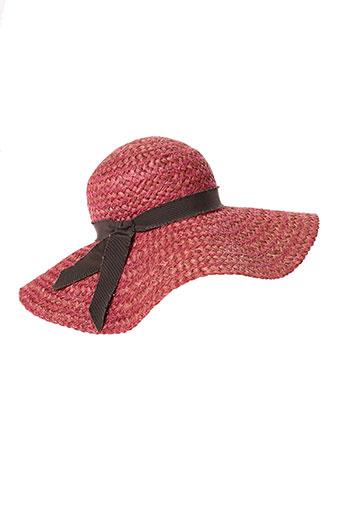 inverni accessoires femme de couleur rose