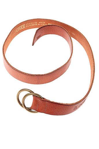 closed accessoires femme de couleur marron