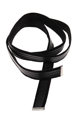closed accessoires femme de couleur noir
