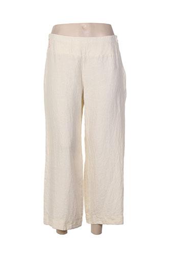 la fee maraboutee pantacourts femme de couleur beige