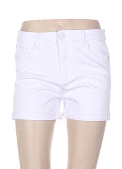 Produit-Shorts / Bermudas-Femme-GHIACCIO & LIMONE