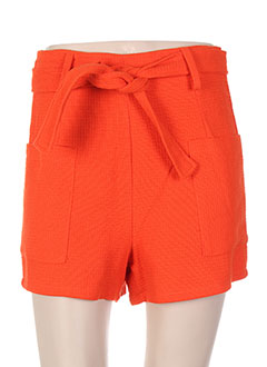 Produit-Shorts / Bermudas-Femme-CALLISTO