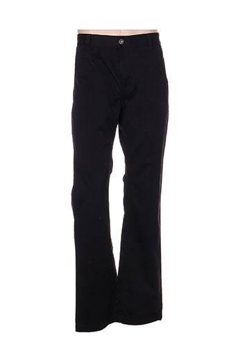burton pantalons homme de couleur noir