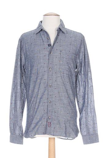 relish chemises homme de couleur gris