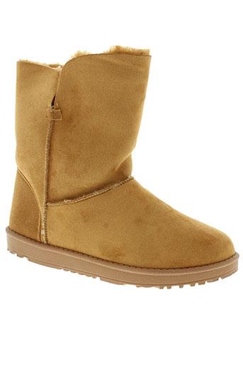 abloom chaussures femme de couleur marron