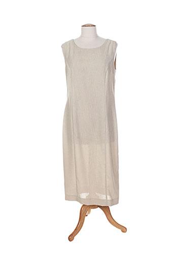 guitard robes femme de couleur beige