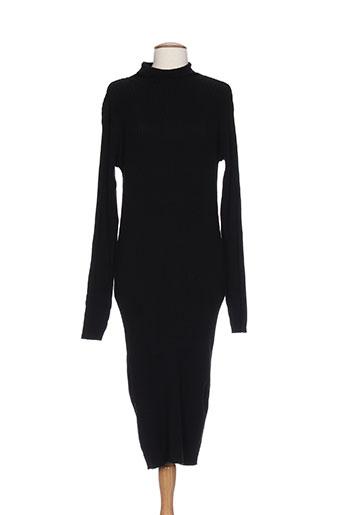 ichi robes femme de couleur noir