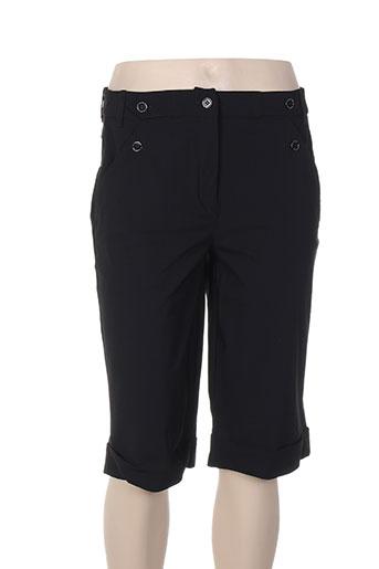 indies shorts / bermudas femme de couleur noir