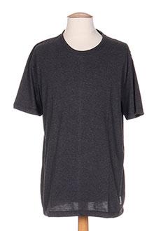 T-shirt manches courtes gris PALAM pour homme