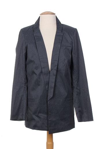 ddp vestes homme de couleur gris