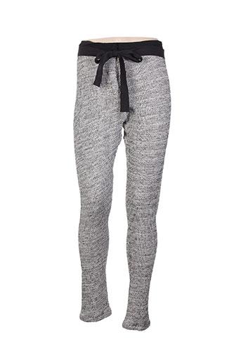 Pantalon casual gris ELEMENT pour femme