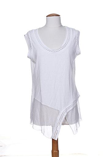 quattro pulls femme de couleur blanc