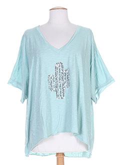 Produit-T-shirts / Tops-Femme-ITALY MODA