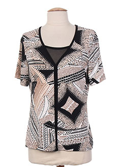 Produit-T-shirts / Tops-Femme-CHRISTINE LAURE
