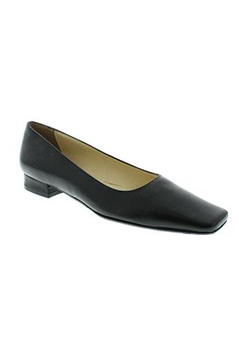 nordways chaussures femme de couleur noir