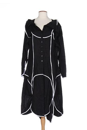 hebbeding vestes femme de couleur noir