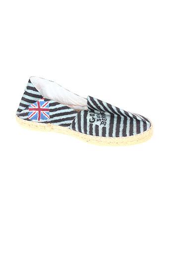 berthe aux grands pieds chaussures femme de couleur gris