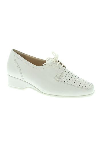 hassia chaussures femme de couleur beige