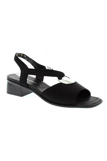 remonte dorndorf chaussures femme de couleur noir