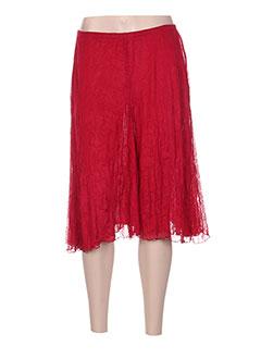 Jupon /Fond de robe rouge MADO ET LES AUTRES pour femme