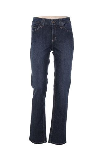 nydj jeans femme de couleur bleu