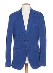 Veste chic / Blazer bleu TOMMY HILFIGER pour homme seconde vue