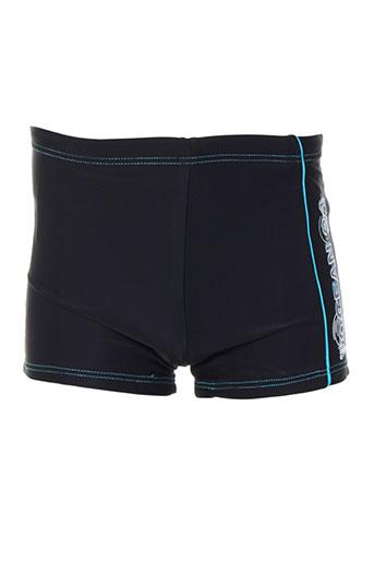 lagon bleu maillots de bain garçon de couleur noir